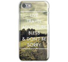Live Life iPhone Case/Skin