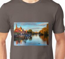 Abingdon on Thames, Oxfordshire Unisex T-Shirt