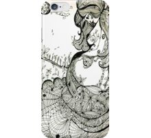 Growing As A Mother iPhone Case/Skin