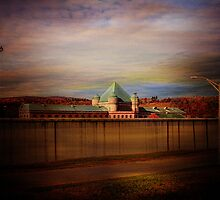 Eastern Correctional Facility at Napanoch New York by PineSinger