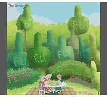 QYDJ - Gardener Photographic Print