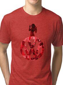 VW Girl Tri-blend T-Shirt