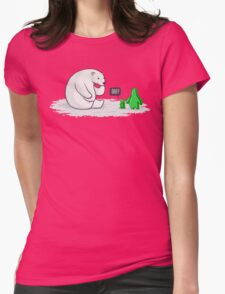 My gummy son Womens Fitted T-Shirt