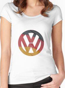 VW GTA Women's Fitted Scoop T-Shirt