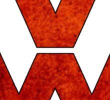 vw T-Shirts & Hoodies Sticker