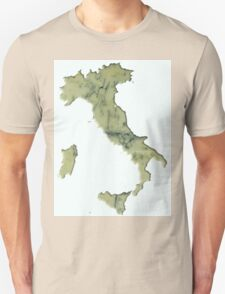 Italy Cheeseland T-Shirt