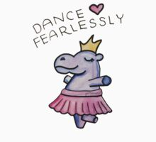 Dance Fearlessly Kids Clothes