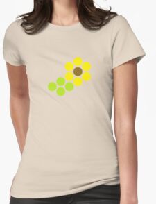 Polka Dot Sunflower T-Shirt