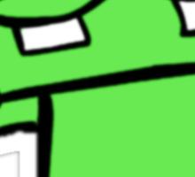 Derp Creeper Sticker