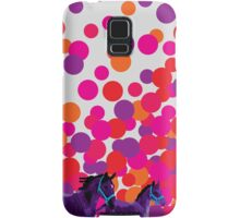 Mare and Foal Samsung Galaxy Case/Skin