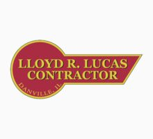 Lloyd R. Lucas - Contractor T-Shirt