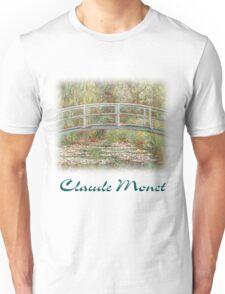 Monet - Lily Pads Unisex T-Shirt