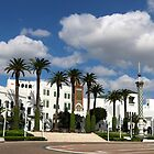 Royal Palace of Tetouan Morocco by Ren Provo