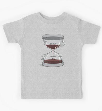 Coffee Time Kids Tee