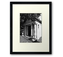 Home to Spirits Artistic Photograph by Shannon Sears Framed Print
