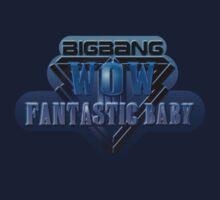 Bigbang - Wow Fantastic Baby Kids Tee