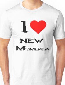 Halo-I heart new Mombasa Unisex T-Shirt