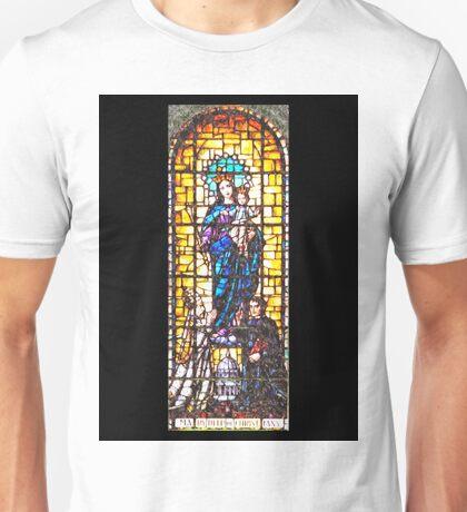 Mary Help of Christians Unisex T-Shirt