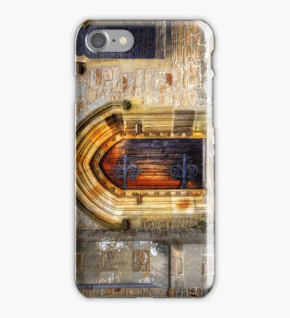 St Andrews Church, Aysgarth iPhone Case/Skin
