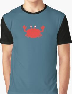 Red Crab Graphic T-Shirt