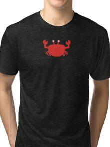 Red Crab Tri-blend T-Shirt