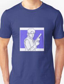 Michael Clifford as Han Solo Unisex T-Shirt