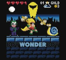 Boy Wonder Boy by stationjack