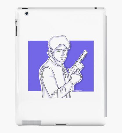 Michael Clifford as Han Solo iPad Case/Skin