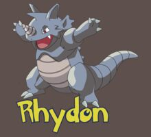 Rhydon Typo by Stephen Dwyer
