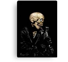 ROCK n SKULL  Canvas Print