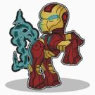 My Little Tony by mikmcdade