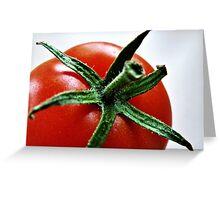 Fresh Fruit  Greeting Card
