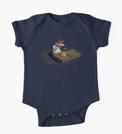 Indiana Mouse One Piece - Short Sleeve