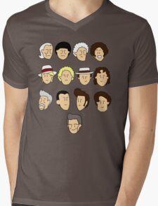 Splendid Chaps Mens V-Neck T-Shirt