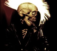 SKULL PUNK by Matterotica