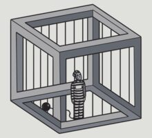Escher's Jail by Naolito