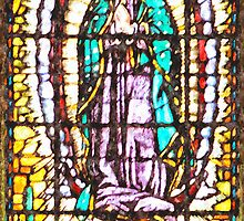 Our Lady of Guadalupe by David McBride