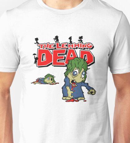 The Lemming Dead Unisex T-Shirt