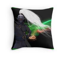 W'rath - Plasma Throw Pillow