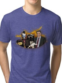 It's a Great Day for America Everybody Tri-blend T-Shirt