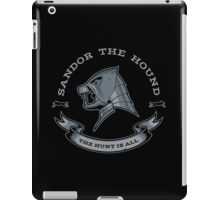 The Hunt Is All iPad Case/Skin
