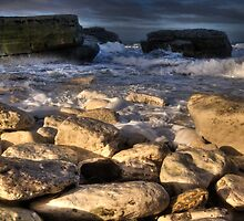 Little Thornwick Bay by Guy  Berresford
