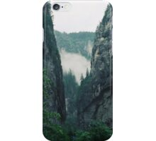 valley landscape iPhone Case/Skin
