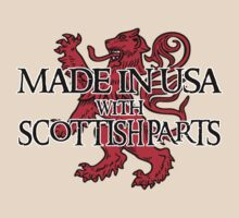 Made in USA with Scottish parts by digerati