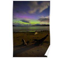 Randalls Bay Aurora Tasmania #10 Poster