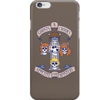 Appetite for Mystery iPhone Case/Skin