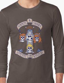 Appetite for Mystery Long Sleeve T-Shirt