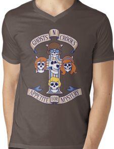 Appetite for Mystery Mens V-Neck T-Shirt