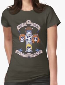Appetite for Mystery Womens Fitted T-Shirt