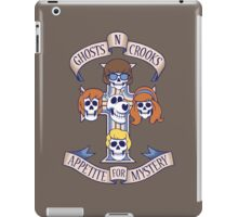 Appetite for Mystery iPad Case/Skin